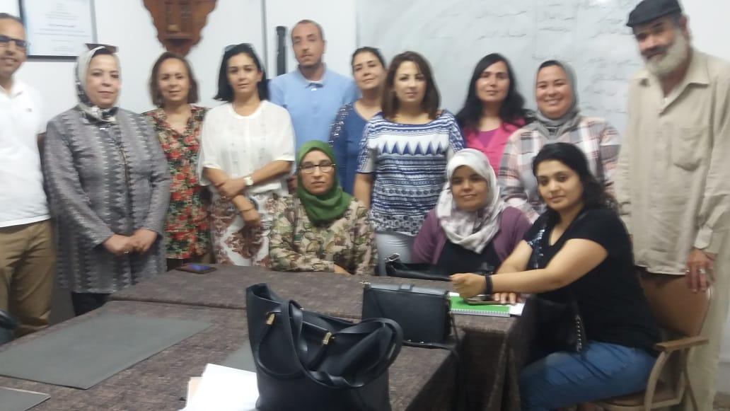 محضر الجمع العام للمنتدى المدني الديمقراطي المغربي